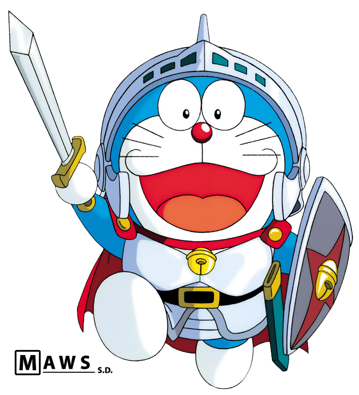 Doraemon dengan kehebatan &; kantong ajaibnya &; dan