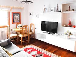Apartamento en el Paseo Marítimo-Zalaeta, amueblado, garaje. 580€