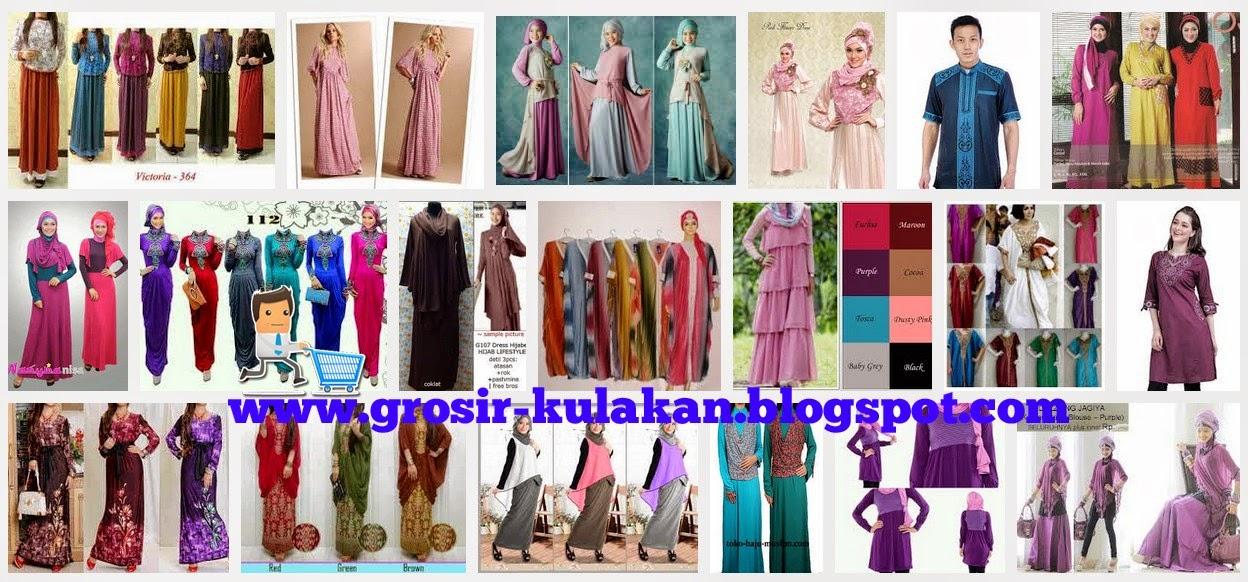 Supplier Busana Muslim