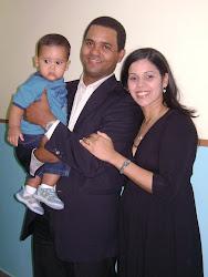Luiz Henrique e família