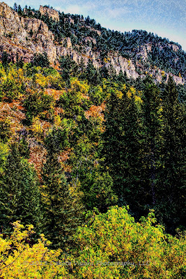 Photoshop Actions Used on Fall Colors in Spearfish Canyon by Dakota Visions Photography, LLC www.seeyoubehindthelens.com