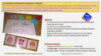Ejercicios de praxias - gimnasia de la boca :El sonido de la hierba al ...