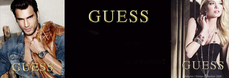 Uurwerken Guess