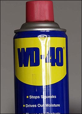 Silver girl s lists 43 uses for wd 40