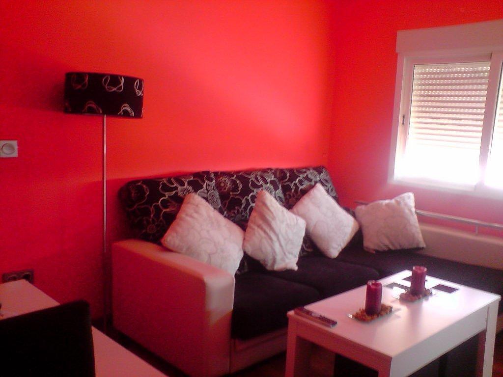 Decoracion De Baño En Color Rojo:dormitorios infantiles, los detalles en rojo son muy adecuados para