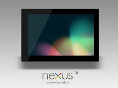 Nexus 4, Nexus 7 dan Nexus 10