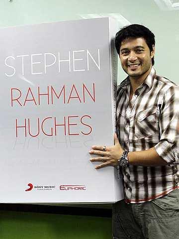 Gambar Album Stephen Rahman Hughes Seksi Hot