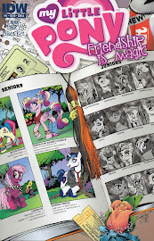 MLP Friendship is Magic #11 Comic