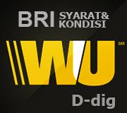 BRI: Syarat dan Kondisi Layanan Transfer Western Union