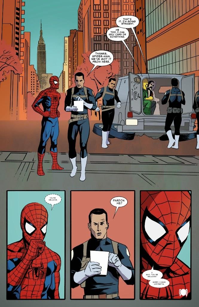Amazing Spider Man Annual V3 1