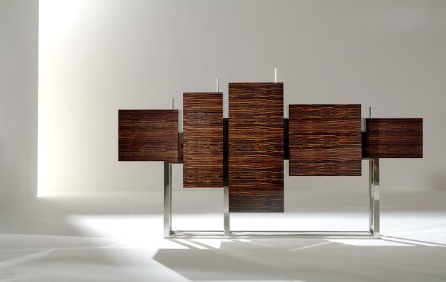 7 originales muebles de dise o para dar un aire diferente for Muebles de entrada originales