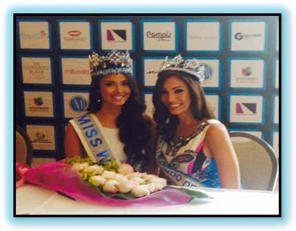Miss World 2013 Megan Young in Puerto Rico