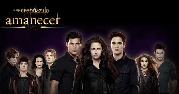 Crepusculo Amanecer 2 Trailer Subtitulado You Again Film Sa