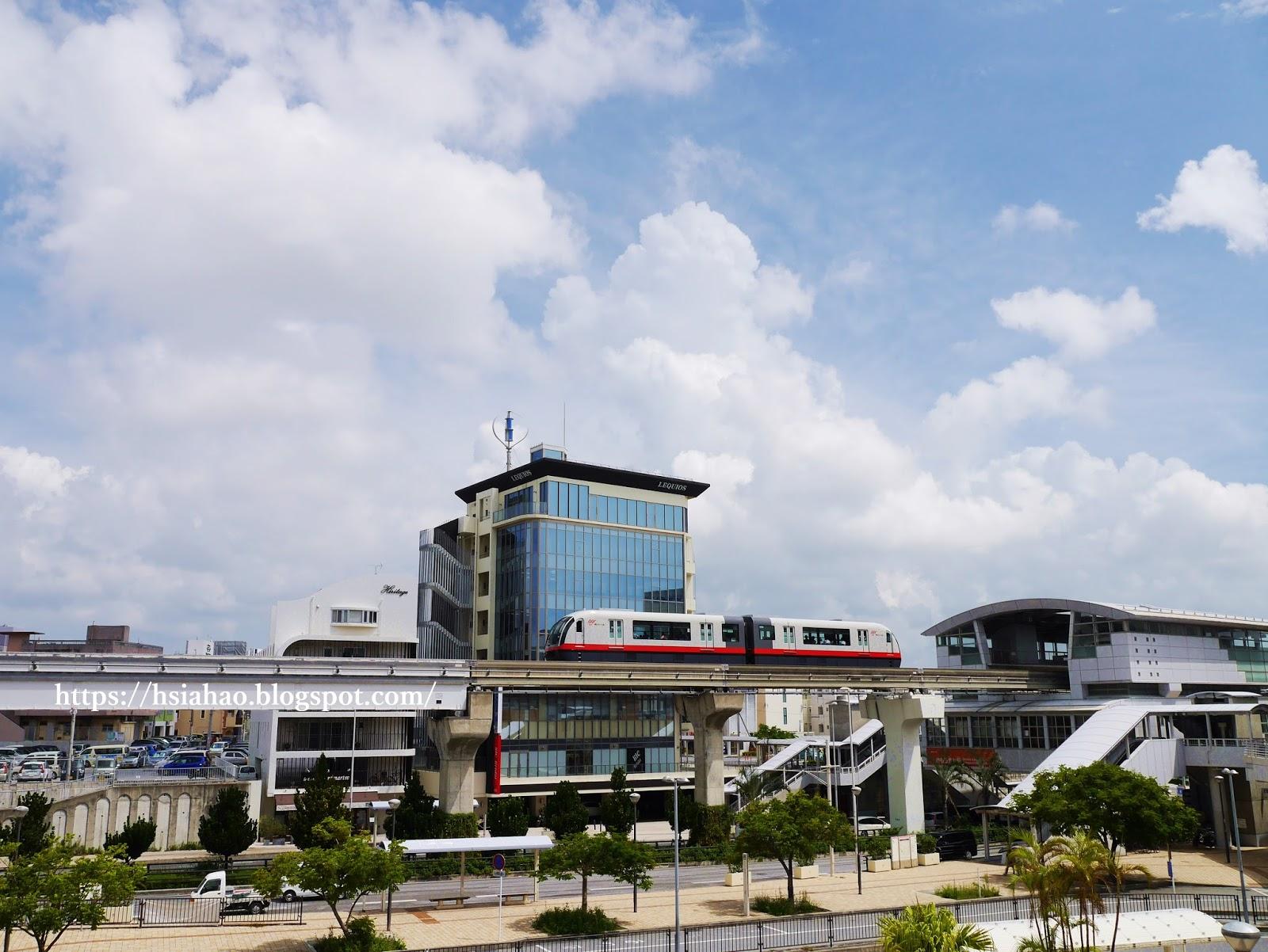 沖繩-那霸-新都心-電車站-おもろまち-Omoromachi-自由行-旅遊-Okinawa-shintoshin