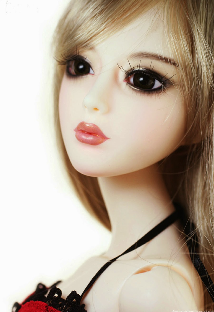 Beautiful Barbie Doll HD Wallpaper Free