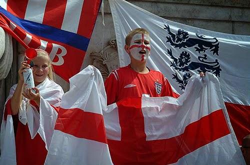 England's Glory.
