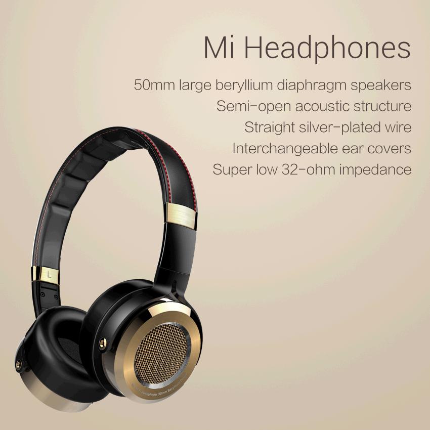 Aksesories terbaru Mi Box dan Mi Headphone