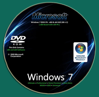 Windows 7 All One 48 in 1 for PC/Laptop Download Free | 4.2GB - mediafire