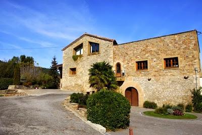 lugares con encanto masia del solà turismo rural encanto monistrol de calders