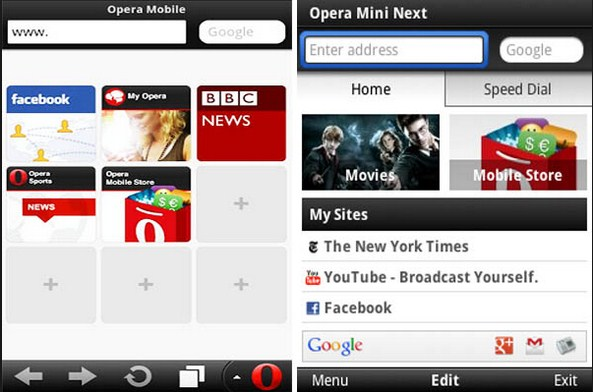 Free Download Oper Mini Apk For Android