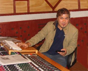 Alberto Garcia : musico artista y productor