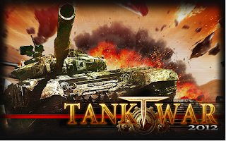 Screenshots of the Tank War 2012 for Android tablet, phone.
