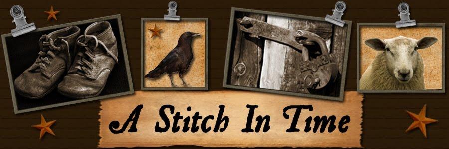 A Stitch In Time Patterns