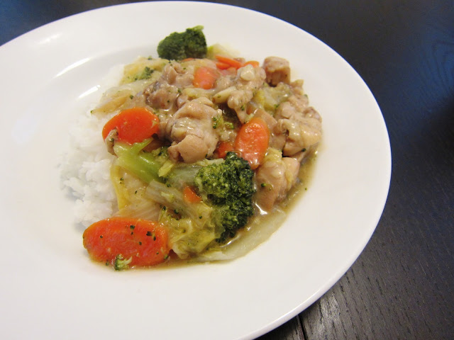 how to make vegetable stir fry with rice