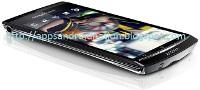 Aplicaciones Android Sony Ericsson Xperia Arc