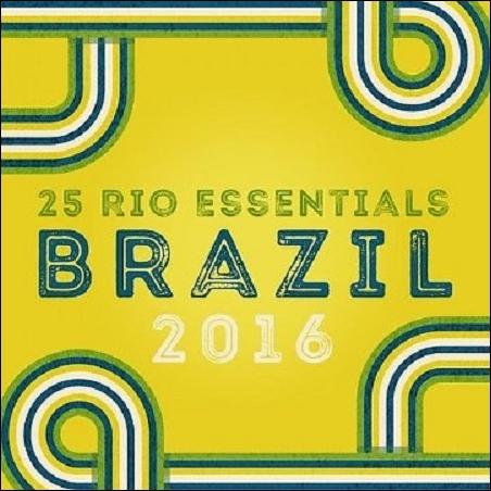 Brazil 25 Río Essentials 2016 VA Brazil 2016 25 R o Essentials 2016