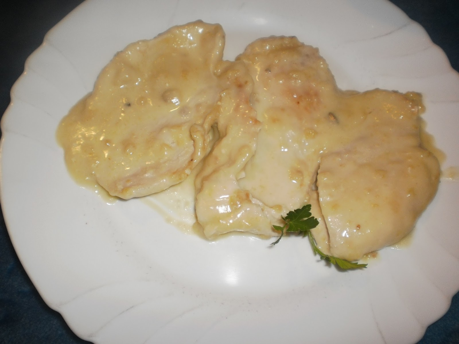 Pan frito o reban s pechugas al lim n - Pechugas al limon ...