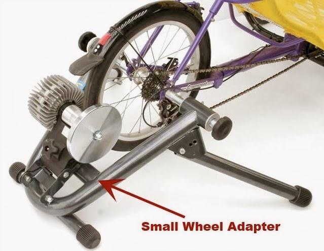 """adaptador Rodillo de entrenamiento Cycleops 20"""" 24"""""""