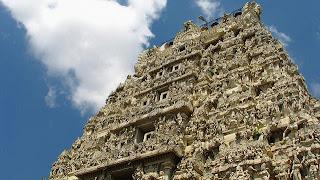 Kuil+Kanchipuram 10 Kuil Hindu Paling Indah di Dunia