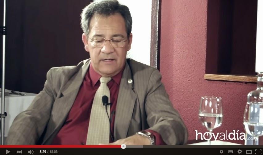 Benito García en Hoyaldia.com