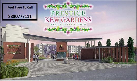 Prestige Kew Gardens