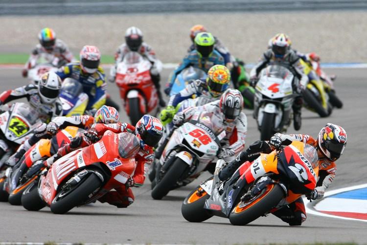 Jadwal Pertandingan MotoGP 2012 - MotoGP 2012