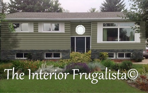Exterior Renovation Design Plan #2 in Autumn Gray