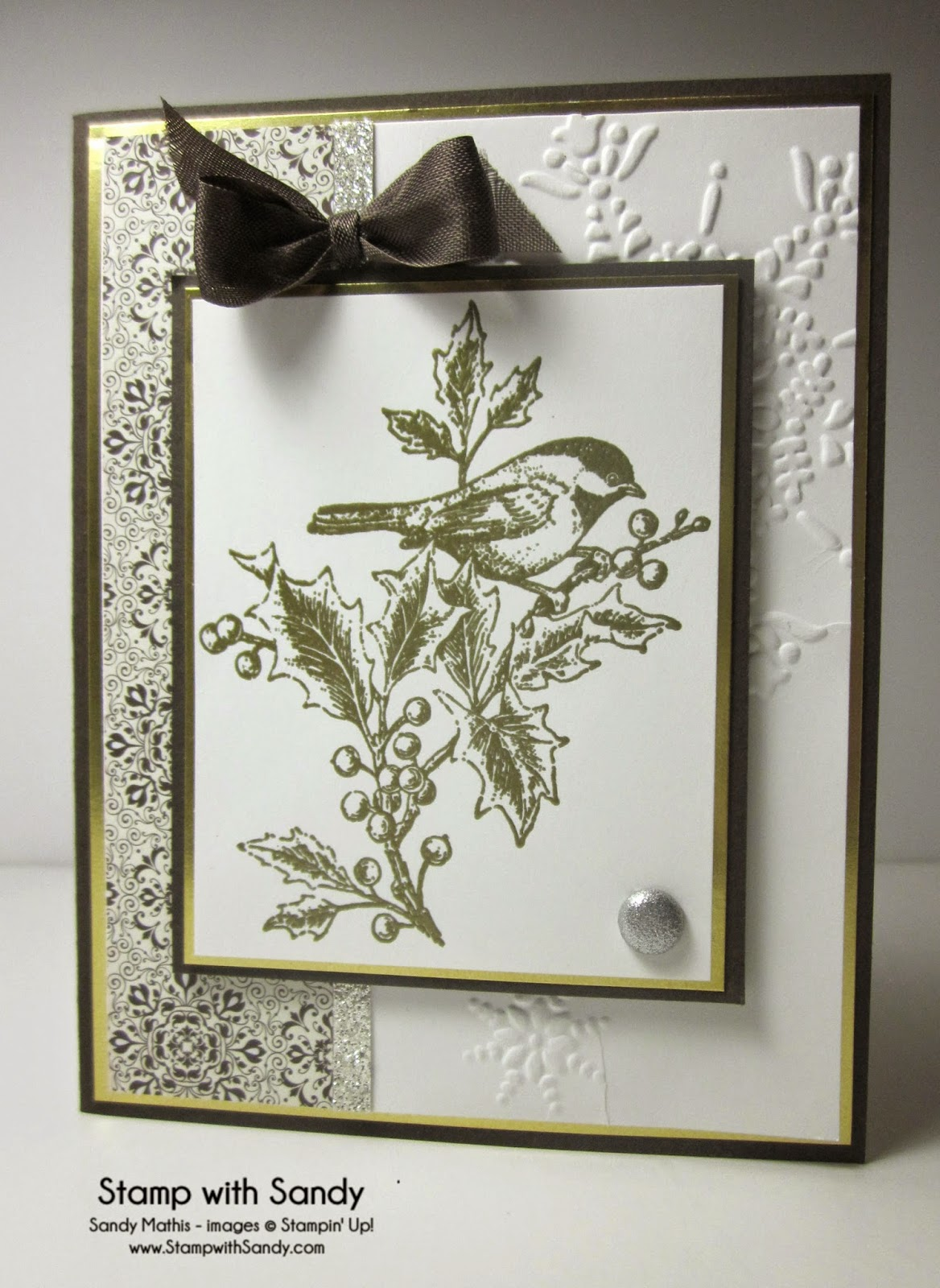 The Paper Players PP225 Black Tie Theme Challenge From Nance