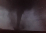 Tornado approaching Duduza, East Rand, South Africa, Oct 2, 2011