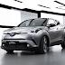 Spesifikasi Toyota Crossover Toyota C-HR
