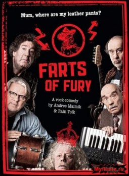 Cinema Preview Farts Of Fury (2011) Subtitle NA