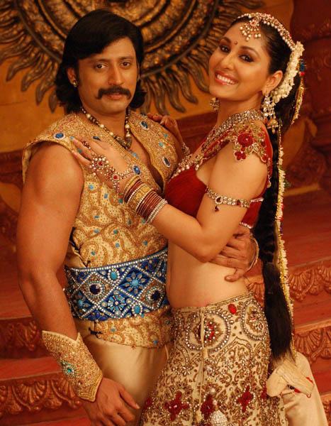 rajakota rahasyam movie heroine pooja chopra stills3