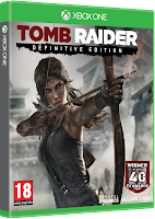 Xbox One Tomb Raider Definitive Version Packshot - weknowgamers