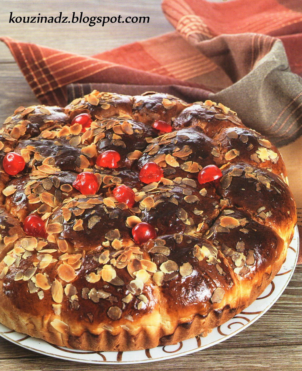 La Cuisine Algérienne Graines De Cafe: La Cuisine Algérienne: La Mona