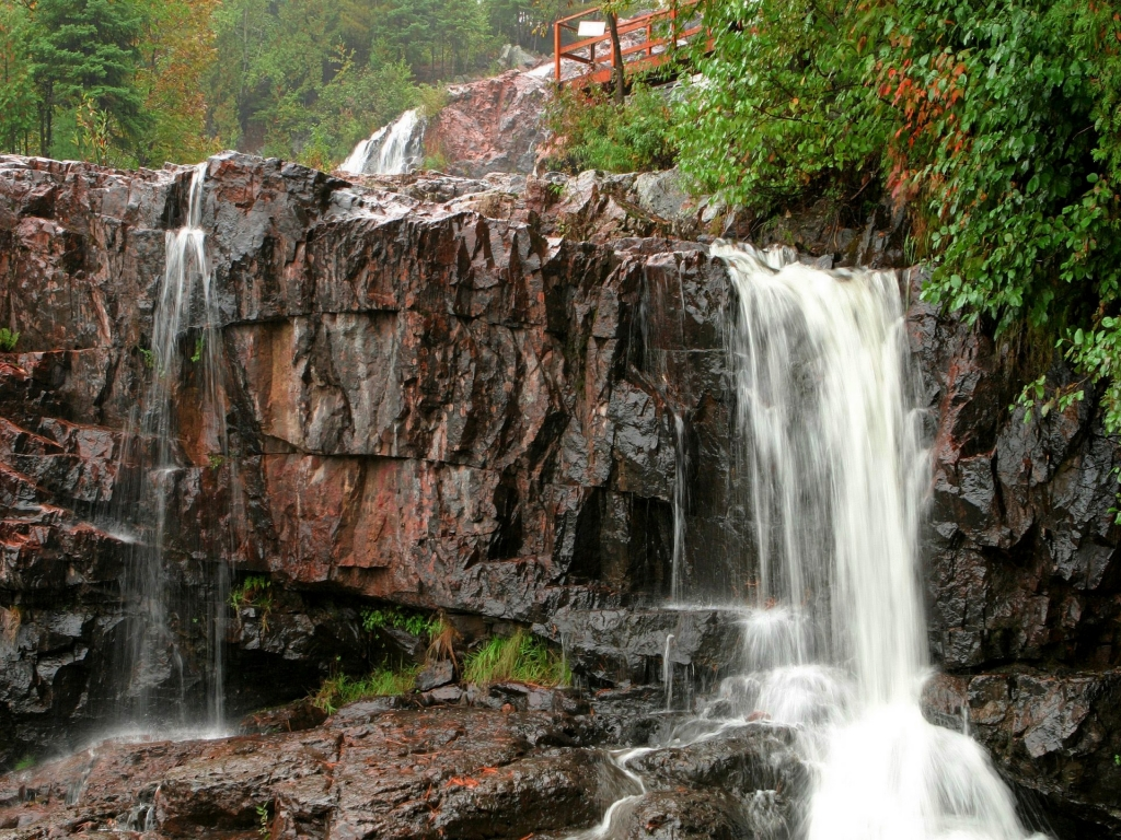 Amazing Waterfall || Top Wallpapers Download .blogspot.com