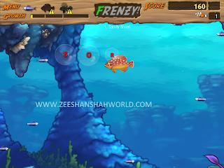 Feeding Frenzy 2 PC Game Full Version