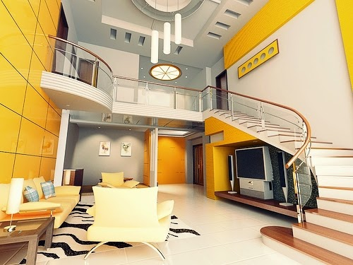 Modern Minimalist House Interior Design Cool