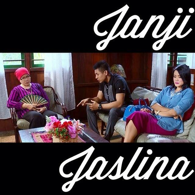 Tonton Download Drama Janji Jaslina Episod 11