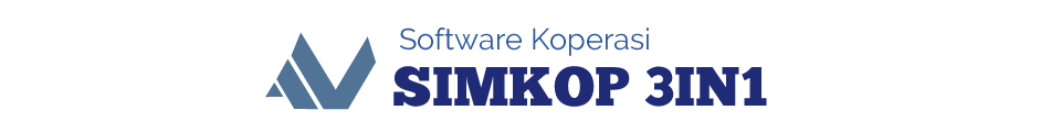 Software Koperasi SIMKOP 3IN1