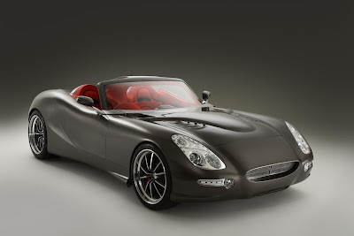 Introducing the Trident Iceni Grand Tourer